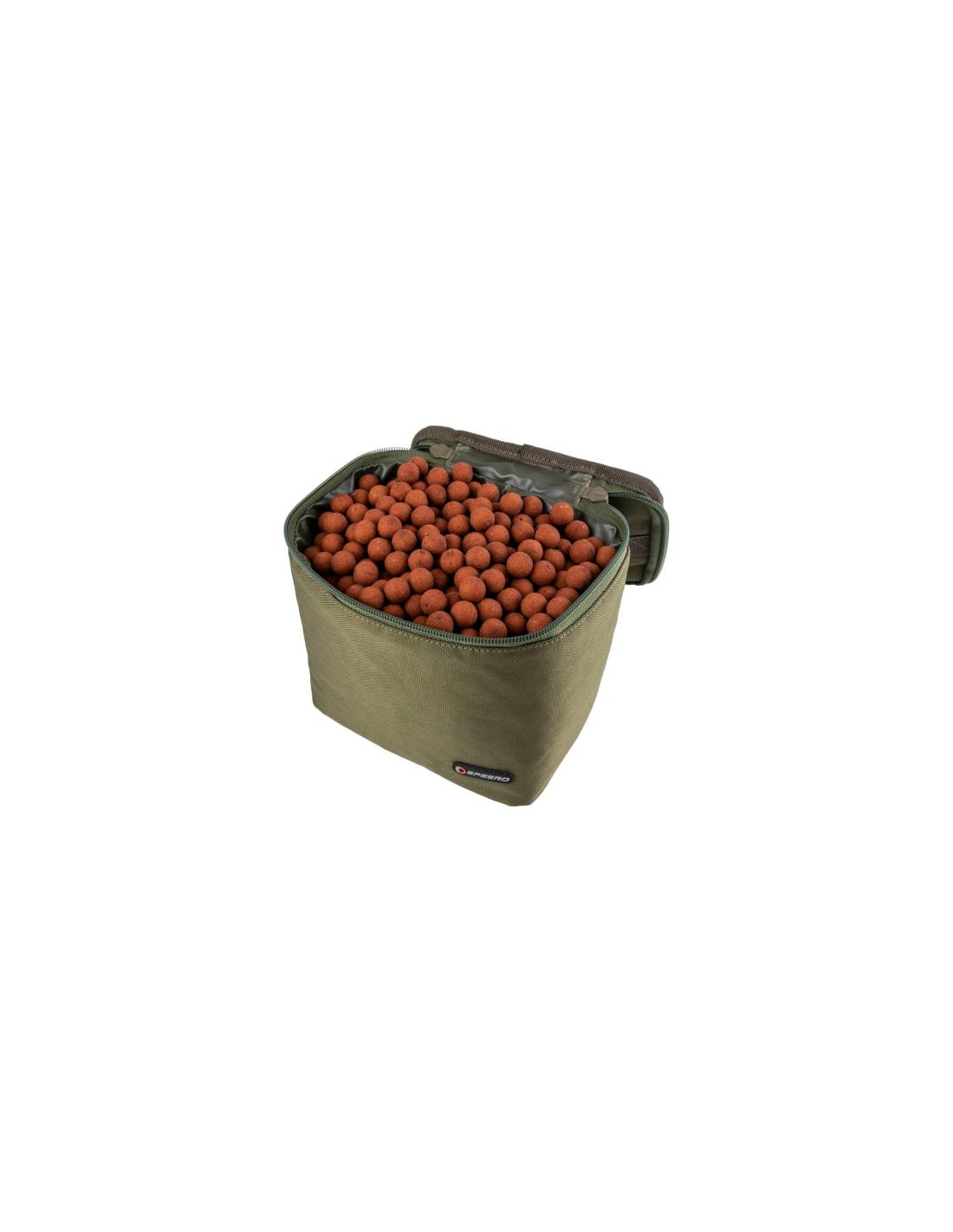 Carp Porter modulaire Appât//Nourriture Sac-Vert