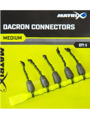 MATRIX DACRON CONNECTORS