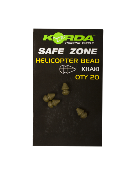 KORDA ACCESSOIRE LOODSYSTEEM HELICOPTER BEAD